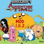 Adventure Time Mod 1.5.2