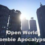 Карта Open World Zombie Apocalypse