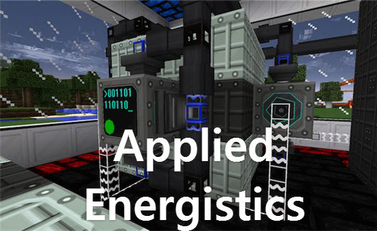 Applied Energistics 0.5.2