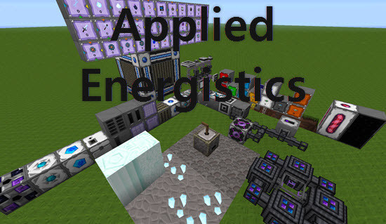 Applied Energistics 1.6.4