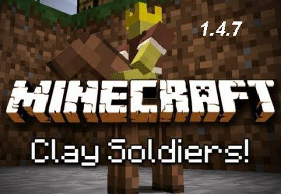 Clay Soldiers Mod 1.4.7