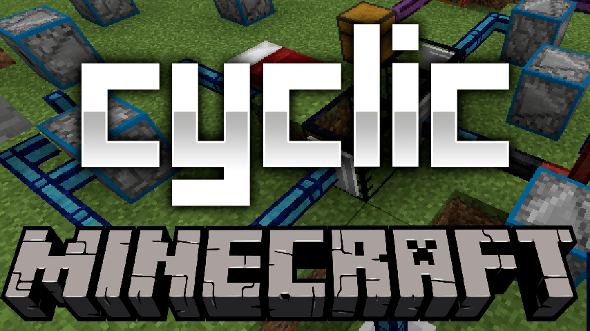 Cyclic мод for-minecraft