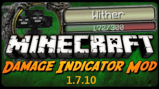 Damage Indicator 1.7.10