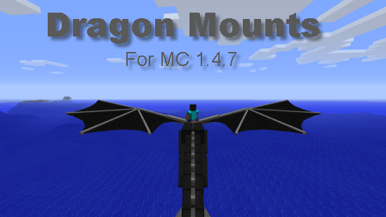 Dragon Mounts 1.4.7