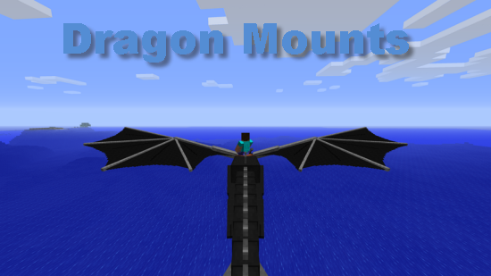 Dragon Mounts 1.5.2/1.5.1