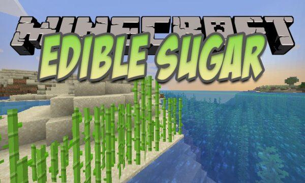 Edible-Sugar-mod-for-Minecraft