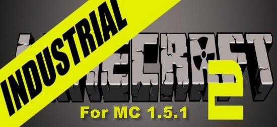 Industrial Craft 2 для Minecraft 1.5.1