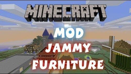 Jammy Furniture 1.3.2
