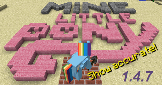 Mine Little Pony 1.4.7