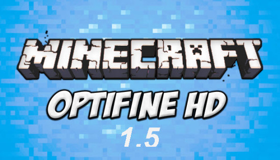 Optifine HD 1.5.2/1.5.1
