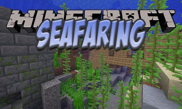 Seafaring-mod-for-Minecraft