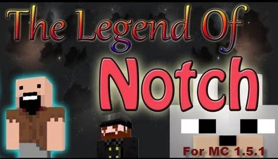 The Legend of Notch 1.5.2