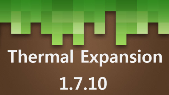 Thermal Expansion 0.7.10
