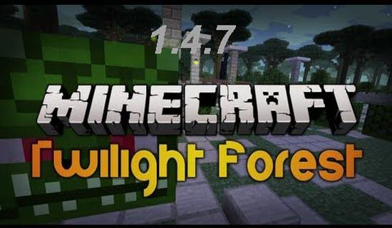 Twilight Forest 1.4.7
