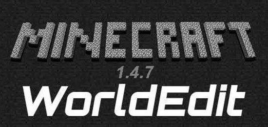 WorldEdit 1.4.7