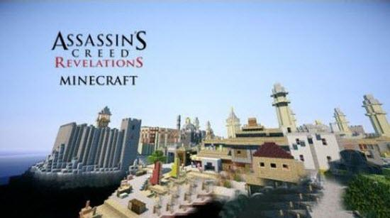 Assassin's Creed Revelations Constantinople
