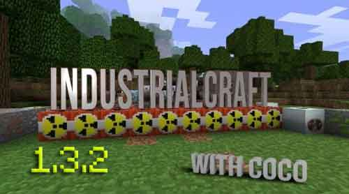 industrial craft 2 minecraft 1.3.2