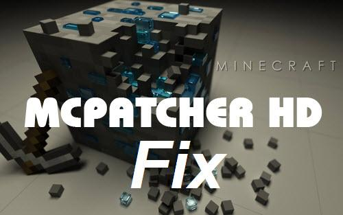 MCPatcher HD 1.8.3/1.7.10