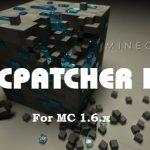 MCPatcher HD 4.1.0 [1.6.2]