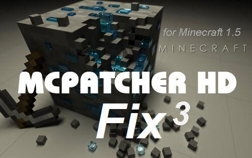 MCPatcher HD 1.5.2