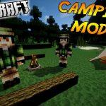 The Camping Mod 1.12.2