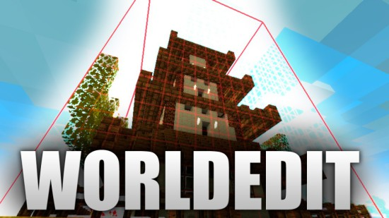 WorldEdit 1.7.10